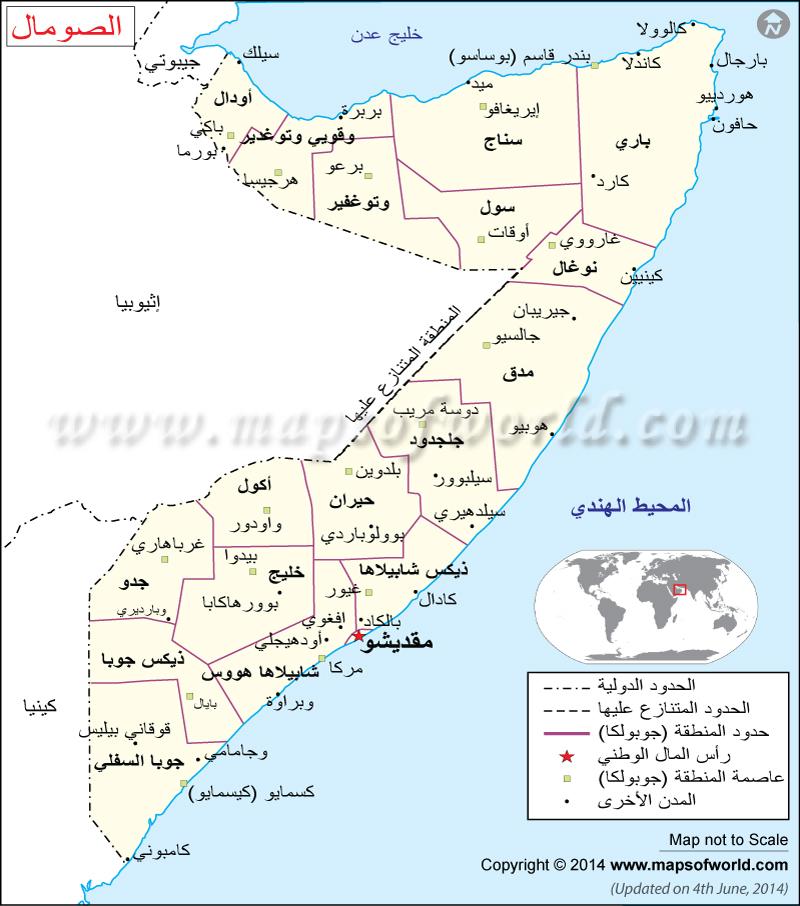 الجزائر خريطة