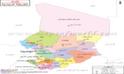 خريطة تشاد