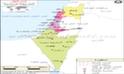 إسرائيل خريطة